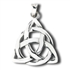 Sterling Silver Celtic Endless Knot Pendant