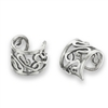 Sterling Silver Filigree Ear Cuff