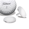 Sterling Silver Engraveable Golf Ball Mark